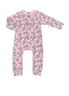 Combi-pantalon rose TUMBLE'DRY pour fille