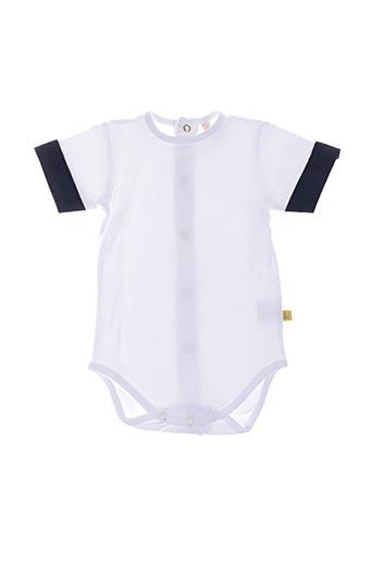Body blanc CHUA pour enfant