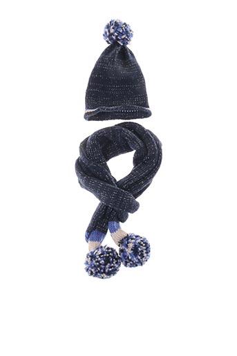 Bonnet bleu BILLIEBLUSH pour fille