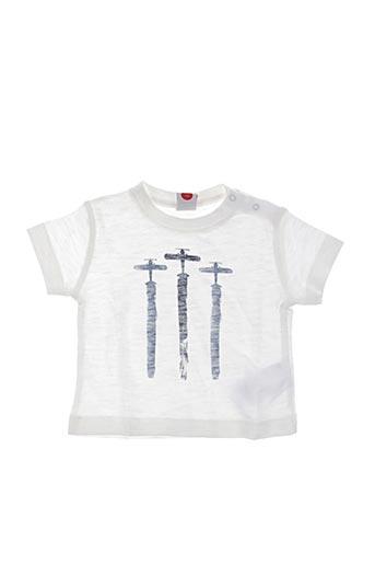 T-shirt manches courtes blanc PLAY'UP pour enfant
