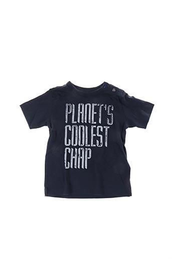 T-shirt manches courtes bleu TUMBLE'N DRY pour garçon
