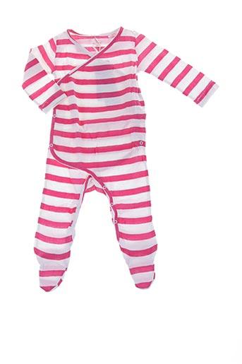 Pyjama rose ADEN+ANAIS pour fille