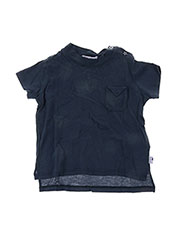 T-shirt manches courtes bleu MON MARCEL pour enfant seconde vue