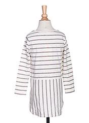 Robe mi-longue gris BILLIEBLUSH pour fille seconde vue
