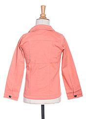Veste casual orange MON MARCEL pour enfant seconde vue