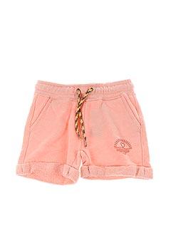Produit-Shorts / Bermudas-Fille-TUMBLE'N DRY