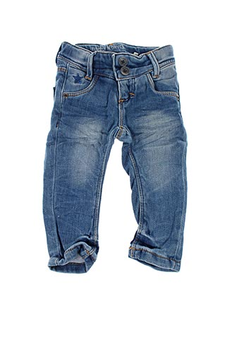 Jeans coupe droite bleu TUMBLE'N DRY pour fille
