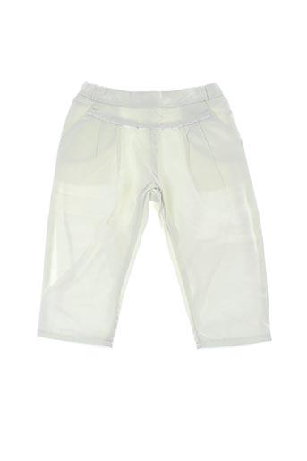 Pantalon casual vert CARREMENT BEAU pour fille