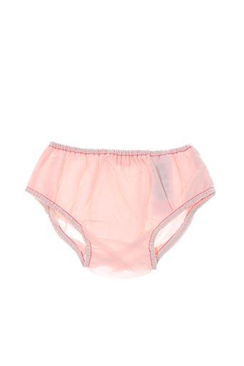 Slip/Culotte rose BILLIEBLUSH pour fille