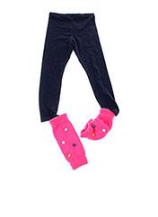 Legging bleu BILLIEBLUSH pour fille seconde vue