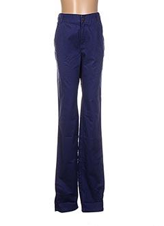 Pantalon casual bleu CARREMENT BEAU pour garçon