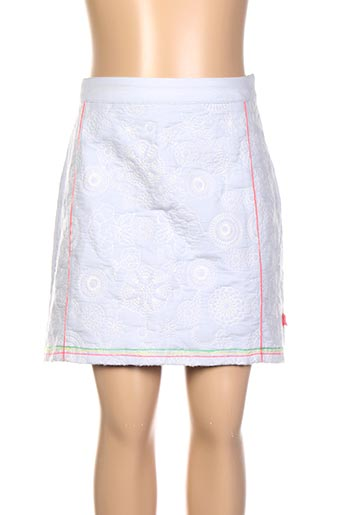 Jupe mi-longue bleu BILLIEBLUSH pour fille