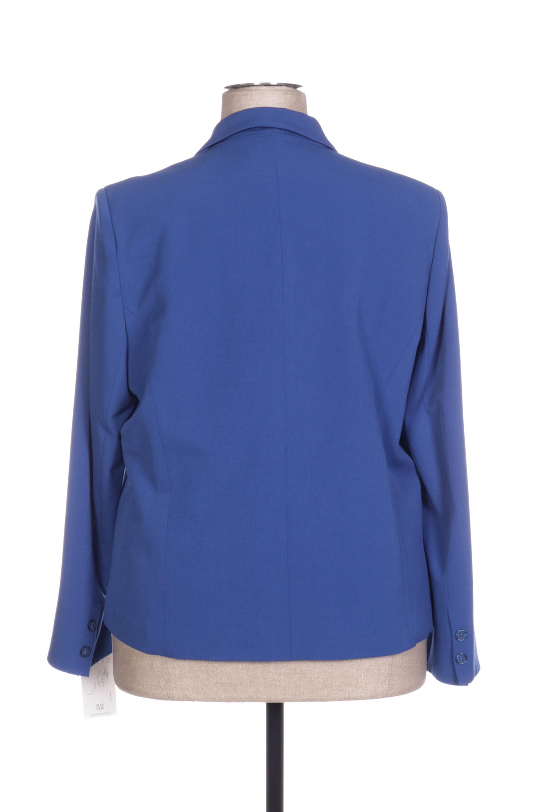 Anne Kelly Vestechic Femme De Couleur Bleu En Soldes Pas Cher 1425371-bleu00