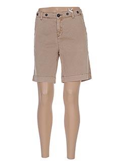 Produit-Shorts / Bermudas-Femme-MKT STUDIO
