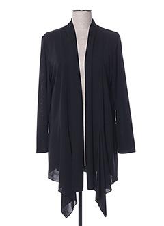 Veste casual noir OLIVER JUNG pour femme