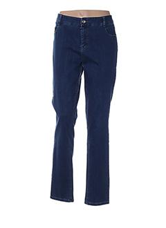 Jeans coupe slim bleu ATELIER GARDEUR pour femme