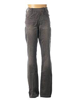 Pantalon casual gris NAME IT pour fille