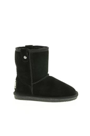 Bottines/Boots noir CASSIS COTE D'AZUR pour fille