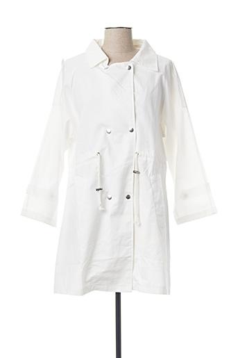Veste casual blanc J.STARS pour femme