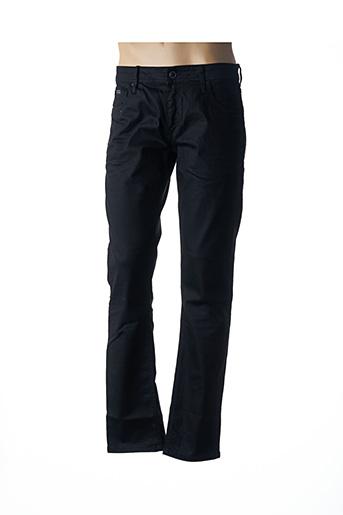 Jeans coupe slim noir ANTONY MORATO pour homme