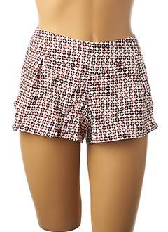 Pyjashort marron ANTIGEL pour femme