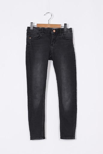 Pantalon casual gris H&M pour fille