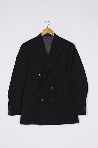 Veste chic / Blazer noir CACHAREL pour homme