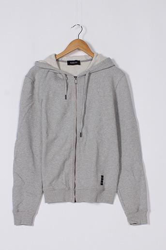 Veste casual gris BALIBARIS pour homme