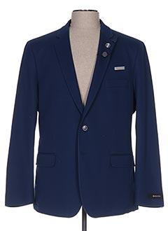 Veste chic / Blazer bleu M.E.N.S pour homme