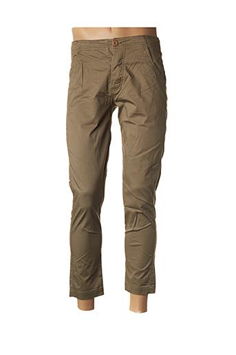 Pantalon casual vert KILIWATCH pour homme