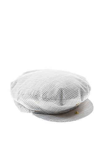 Casquette gris EURAL TERGAL pour femme