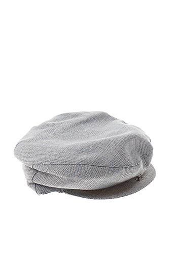 Casquette gris LAULHÈRE pour homme