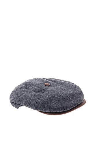 Casquette gris MODISSIMA pour homme