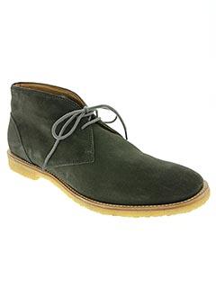 Bottines/Boots gris SIOUX pour homme