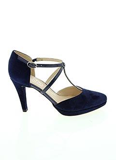 Escarpins bleu AMARU pour femme