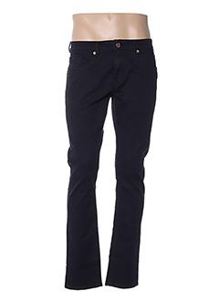 Jeans coupe droite noir PETROL INDUSTRIES pour homme