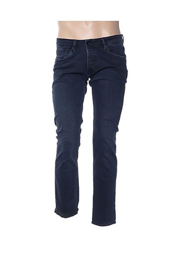 Jeans skinny bleu TIFFOSI pour homme