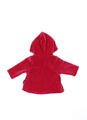 Veste casual rouge 3 POMMES pour fille seconde vue