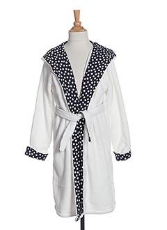 Robe de chambre blanc ABSORBA pour fille