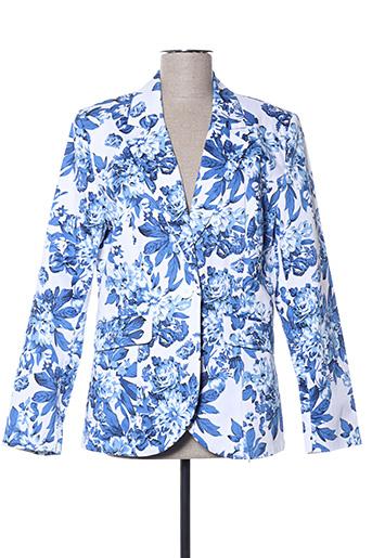 Veste chic / Blazer bleu BON PRIX pour femme