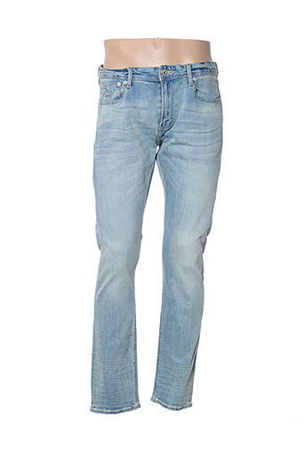 Jeans skinny bleu SUPERDRY pour homme