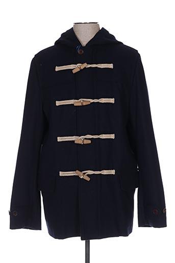 Manteau court bleu PAUL SMITH pour homme