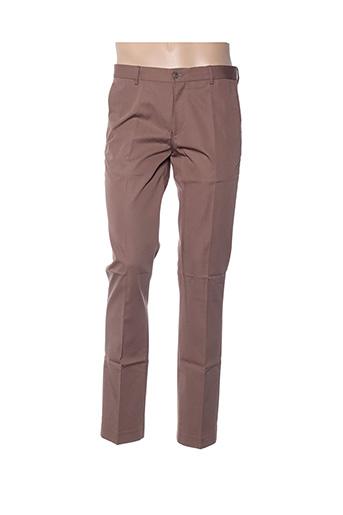 Pantalon casual marron PAUL SMITH pour homme