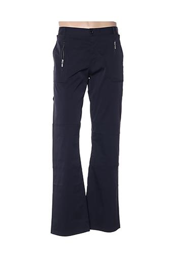 Pantalon casual noir HUGO BOSS pour homme