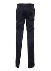 Pantalon chic bleu CARLO PIGNATELLI pour homme seconde vue