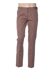 Pantalon casual marron PAUL SMITH pour homme seconde vue