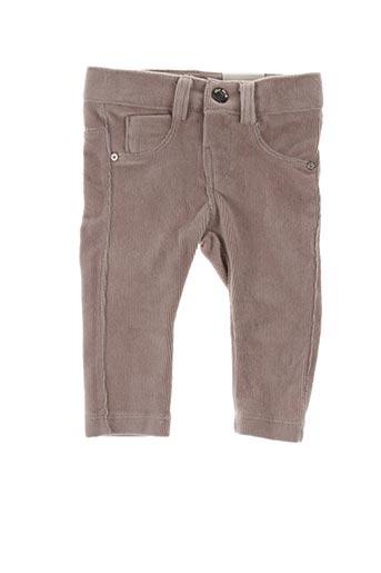 Pantalon casual beige MAYORAL pour fille