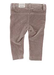 Pantalon casual beige MAYORAL pour fille seconde vue