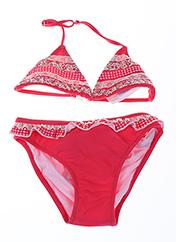 Maillot de bain 2 pièces rose MAYORAL pour fille seconde vue
