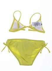 Maillot de bain 2 pièces vert MAYORAL pour fille seconde vue